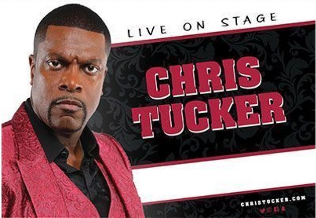 Chris Tucker Comedy Show - coming to South Africa!