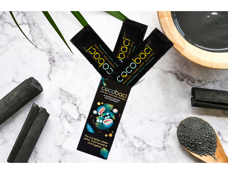 Product Review: Cocobaci Activated Charcoal Teeth Whitening