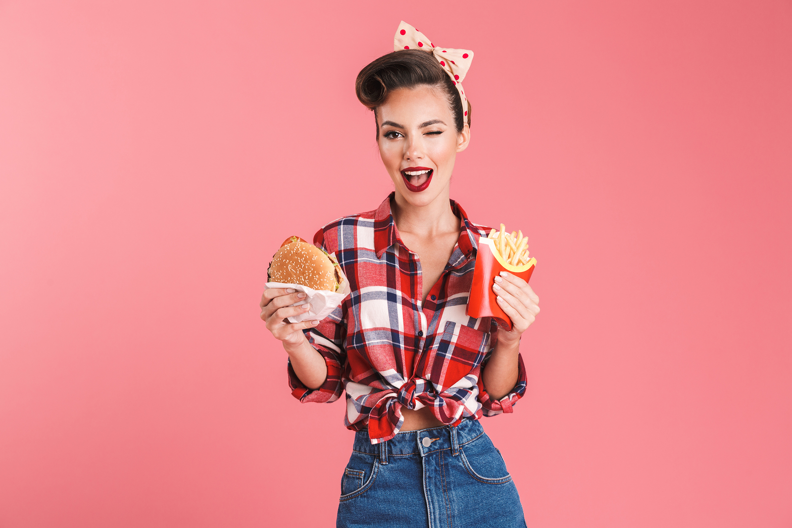 Takeaway.......the calories! 10 meal options under 700 calories at McDonald's.