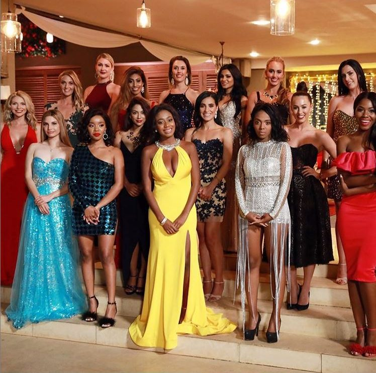 Top 10 dresses on The Bachelor SA that took us around the world!